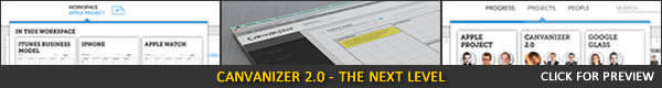 Try out the sneak preview of Canvanizer 2.0 now!